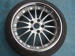 18 Breyton Magic Racing Wheel Rim Tire BMW