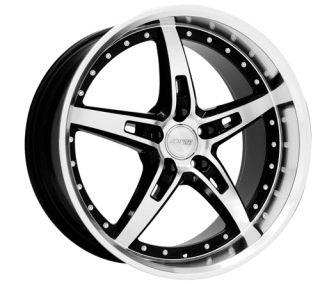20 MRR GT5 Wheels Rims Infiniti G35 Nissan 350 370Z w Falken FK452
