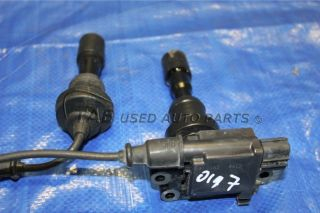 2005 Mitsubishi Lancer Evolution 8 Mr GSR Ignition Coil Packs 4g63
