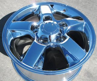 Stock 4 New 18 Toyota Landcruiser LX470 Chrome Wheels Rims