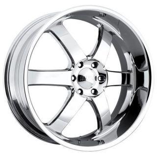 330 Chrome 6x139 7 6x5 5 Wheel Rim Titan Silverado Tahoe Yukon