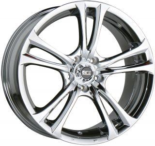 17 Ace Manta Chrome Wheels Rims Audi A4 VW Passat CC Mercedes C E