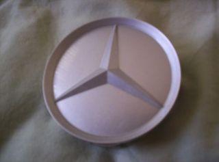 Mercedes Silver Wheel Center Cap S420 E320 C280 300