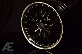 19 inch Lexus IS250 IS300 is350 Wheels Rims GT1 Gloss Black