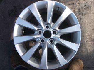 2010 2011 2012 Lexus LS460 LS 460 Wheel Rim Used 18 10 Spoke Fits 10