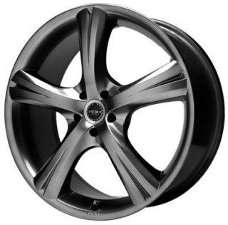 Volkswagen Beetle Jetta ROH 17 5x100 17x8 Wheels Rims