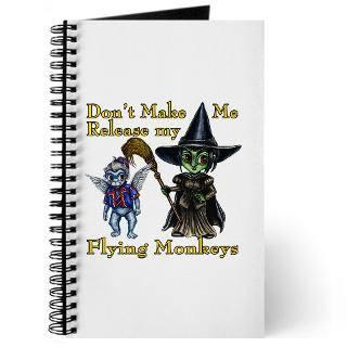 Flying Monkey Journals  Custom Flying Monkey Journal Notebooks