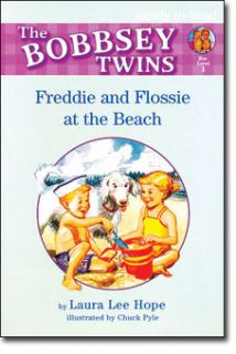 Set of 5 Paperback Books by Laura Lee Hope Freddie Flossie