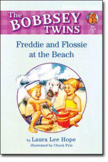 Set of 5 Paperback Books by Laura Lee Hope Freddie Flossie
