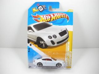 2012 Hot Wheels Bentley Continental Supersports 36