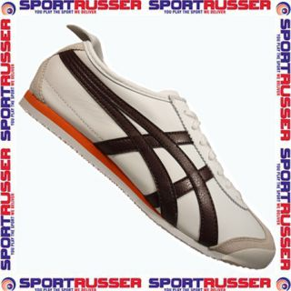 ASICS ONITSUKA TIGER MEXICO 66 WHITE/SEAL/BROWN