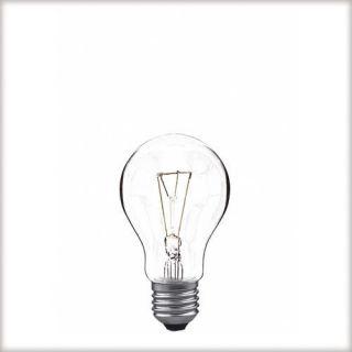 Glühlampe 24V Philips Notbeleuchtung E27 100W klar stossfest 60x107