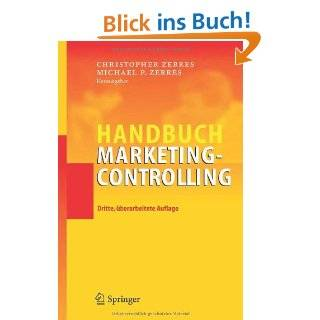 Handbuch Marketing Controlling Michael P. Zerres