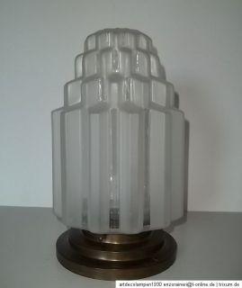 Art Deco Deckenlampe Sky scraper lampe um 1930 Moderniste art moderne