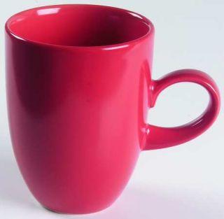 Lindt Stymeist Rso Brights Red (Round) Mug, Fine China Dinnerware   Rso Brights,
