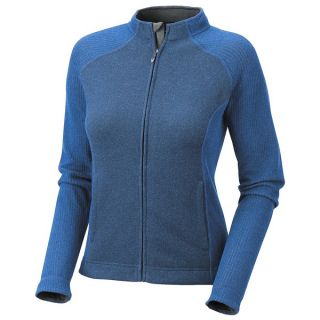 Mountain Hardwear Sarafin Cardigan Sweater   Recycled Wool Blend  Full Zip (For Women)   SNOW (XL )