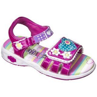 Toddler Girls Doc McStuffins Gladiator Sandals   Pink 12