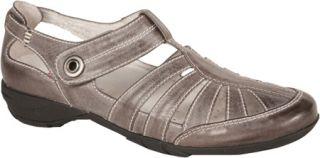 Womens Blondo Begonia   Medium Grey Blanche Neige Casual Shoes