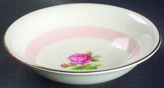 Homer Laughlin  N1580 Fruit/Dessert (Sauce) Bowl, Fine China Dinnerware   Egg Na