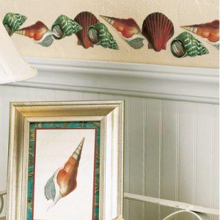 Wallies Anna Griffin Seashells Wallpaper Cutouts 12519