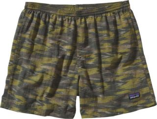 Mens Patagonia Baggies™ Shorts 5   Kasih Ikat/Willow Herb Green Sho