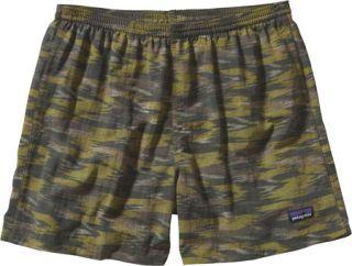Mens Patagonia Baggies™ Shorts 5   Kasih Ikat/Willow Herb Green Sho