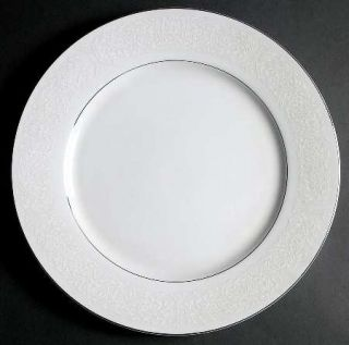 Carlton (Japan) Plymouth 12 Chop Plate/Round Platter, Fine China Dinnerware   W