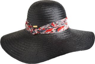 Womens Kangol Printed Band Diva   Black Hats