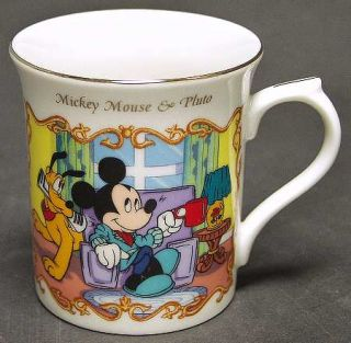 Lenox China Animated Classics Mug Collection Mug, Fine China Dinnerware   Variou