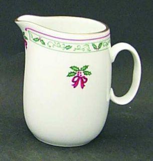 Royal Worcester Village Christmas Creamer, Fine China Dinnerware   Porcelain,Win