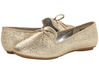 Kenneth Cole Reaction Kids Welcome Flat Girls Shoes (Gold)