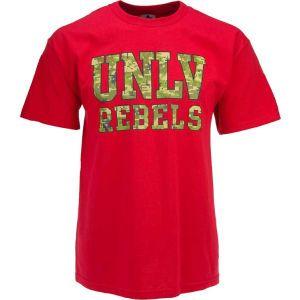 UNLV Runnin Rebels NCAA Digi Camo Pride T Shirt