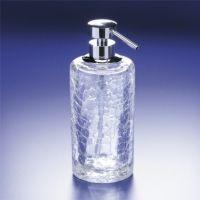 Windisch 90432 Universal Crackled Crystal Glass Gel Dispenser