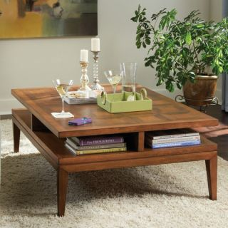 Somerton Dwelling Claire de Lune Coffee Table 801 04
