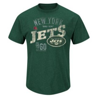 NFL Jets Drive Motion II Team Color Tee Shirt S