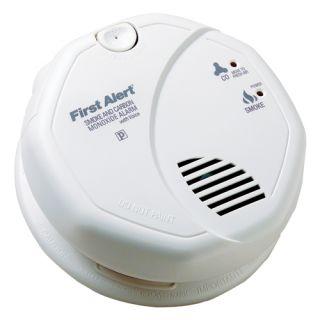 BRK FG250AB Smoke Alarm, 9V Alkaline Battery Powered Family Gard