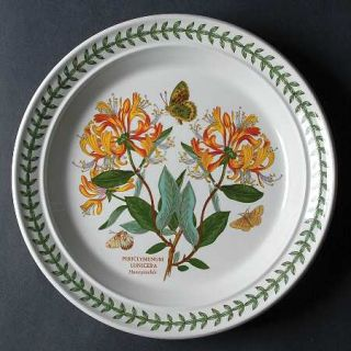 Portmeirion Botanic Garden Dinner Plate, Fine China Dinnerware Various  Plants