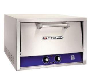 Bakers Pride Countertop Pizza / Pretzel Oven, (2) 20.75 in Ceramic Decks, 220/240 V
