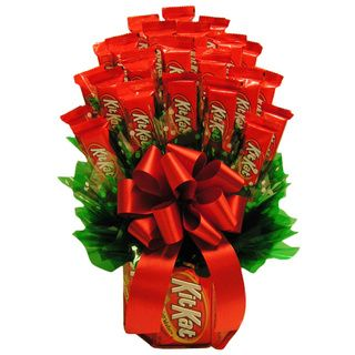 Kitkat Large Chocolate/candy Bouquet