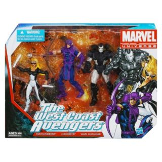Marvel Universe The West Coast Avengers   Pack of 3