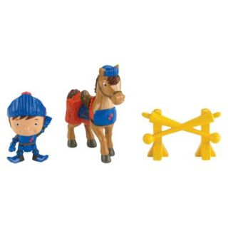 Fisher Price Mike The Knight   Mike and Galahad Buddy Pack
