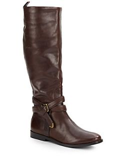 Marney Knee High Leather Boots