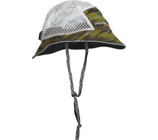 Patagonia Duckbill Bucket Hat   Kasih Ikat/Willow Herb Green Hats