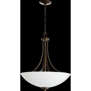 Quorum International QIN 8060 4 86 Reyes Reyes 4 Light Pendant