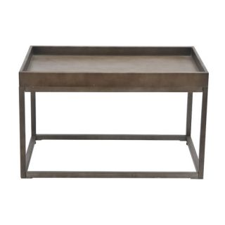 Safavieh Clint Coffee Table AMH1532A / AMH1532B Finish: Saddle Brown