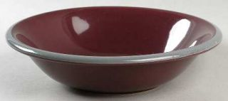 Studio Nova Raspberry Torte Coupe Soup Bowl, Fine China Dinnerware   Deep Pink B