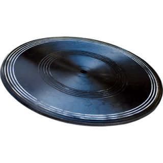 Vestil Heavy Duty Manual Turntable   1000 Lb. Capacity, 24 Inch Diameter, 7/8