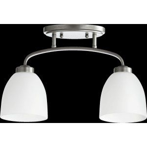 Quorum International QIN 3260 2 64 Reyes Reyes 2 Light Sink  Light