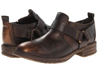 VOLATILE Dells Womens Zip Boots (Bronze)
