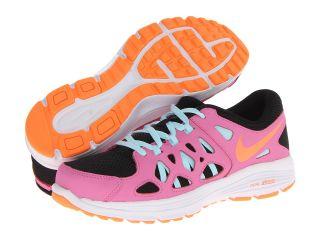 Nike Kids Dual Fusion Run 2 Girls Shoes (Pink)